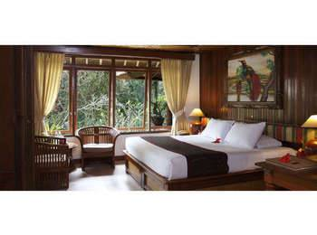 Tjampuhan Hotel Ubud - Superior Agung Room Regular Plan
