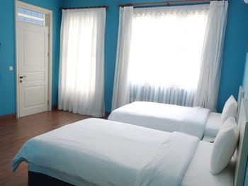 Saffron Suites Syariah Jakarta - Deluxe Twin Room Regular Plan
