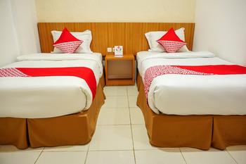 OYO 555 Aedo Bukittinggi - Deluxe Twin Room Promotion