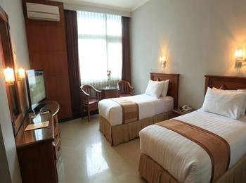 Tarakan Plaza Hotel Kalimantan Timur - Standard Twin - Flash Sale Regular Plan