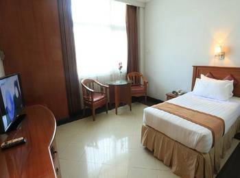 Tarakan Plaza Hotel Tarakan - Standard Single Regular Plan