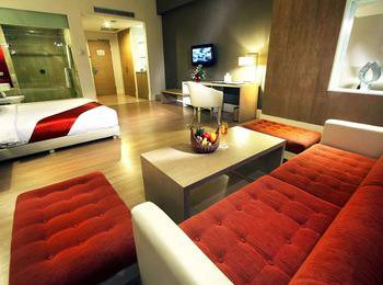 Grand Jatra Balikpapan - Executive Suite Room Regular Plan