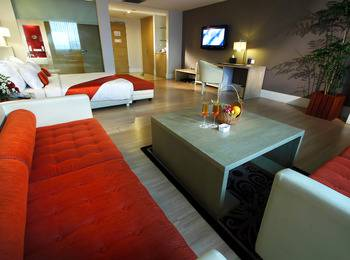 Grand Jatra Balikpapan - Junior Suite Room Regular Plan