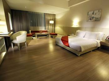 Grand Jatra Balikpapan - Deluxe Double Room Regular Plan
