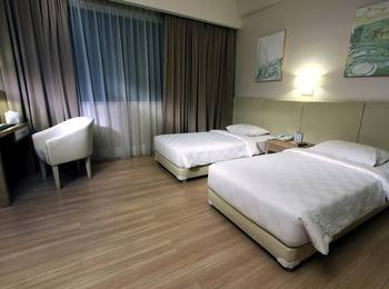 Grand Jatra Balikpapan - Superior Double Twin Room Regular Plan
