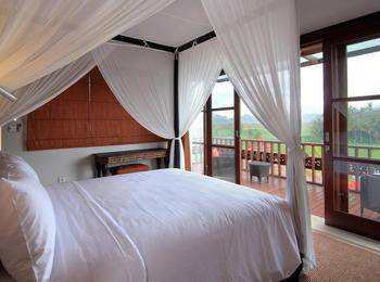 Uma Stana Villa Ubud - 4 Bedroom Villa with Private Pool Regular Plan