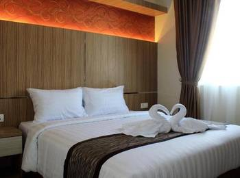 Amadeo Hotel Duri Bengkalis - Deluxe Room Mob Apps Regular Plan