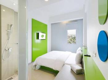 POP! Hotel Timoho Yogyakarta - POP! Room with Breakfast Regular Plan
