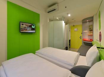 POP! Hotel Timoho Yogyakarta - POP Stay and Chip Package with Breakfast Regular Plan