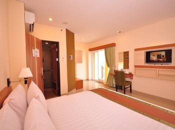De Batara Hotel Bandung - Deluxe Double With Breakfast Regular Plan