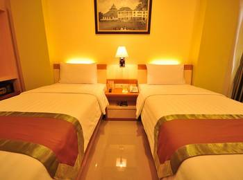 De Batara Hotel Bandung - Superior Twin With Breakfast Regular Plan
