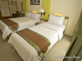 De Batara Hotel Bandung - Triple Room With Breakfast Regular Plan