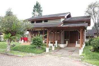 Villa Kota Bunga Anyelir Cianjur - Villa 2 Bedroom Regular Plan