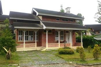 Villa Kota Bunga Anyelir Cianjur - Villa 3 Bedroom Regular Plan