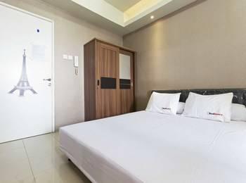 RedDoorz Apartment @ Pegangsaan Kelapa Gading 3 Jakarta - RedDoorz Room Regular Plan