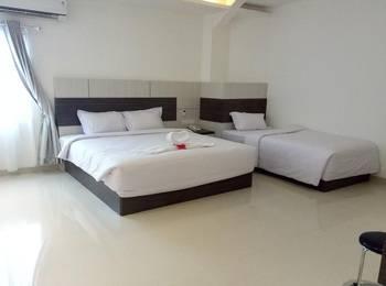 Seventeen Hotel Banda Aceh - Family Room Regular Plan