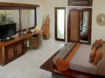 Pearl of Trawangan Resort Lombok - Pearl Pool Single Villa Regular Plan