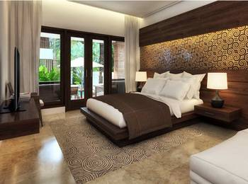 Grand Mirah Boutique Hotel Bali - Deluxe Room with Balcony Regular Plan