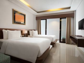 Grand Mirah Boutique Hotel Bali - Deluxe Room Without Balcony (Room Only - Without Breakfast) Disc 0%