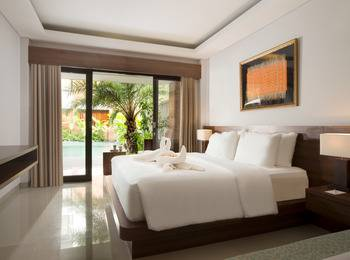 Grand Mirah Boutique Hotel Bali - Deluxe Room with Balcony Last Minute 40%