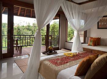 Jannata Resort & Spa Ubud - Kamar Superior Double atau Twin #WIDIH