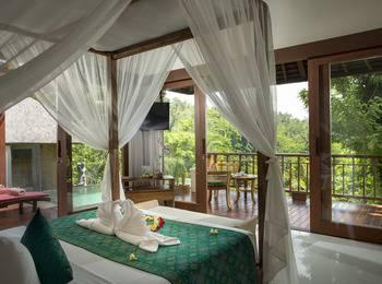 Jannata Resort & Spa Ubud - One Bed Room Pool Villa Last Minute 15%