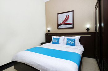 Airy Syariah Klojen Bandung 20 Malang - Deluxe Double Room Only Regular Plan