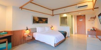 ILLIRA Hotel Banyuwangi Banyuwangi - Executive Floor King  Regular Plan