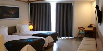 ILLIRA Hotel Banyuwangi Banyuwangi - Executive Floor Twin Regular Plan