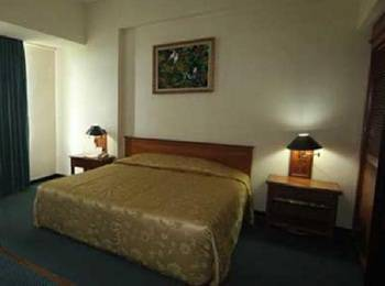 Hotel Bintang Sintuk Bontang - Deluxe Double Room Regular Plan