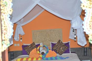 Amed Romance Bali - Double Room With Terrace Regular Plan