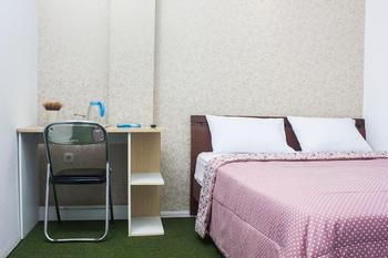 The Blessing House Bed & Breakfast Bandung - Standard Room Shared Bathroom Regular Plan