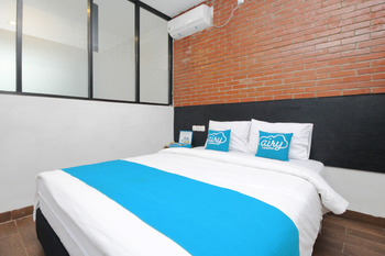 Airy Eco Riau Ujung Pekanbaru Pekanbaru - Standard Double Room with Breakfast Special Promo 45