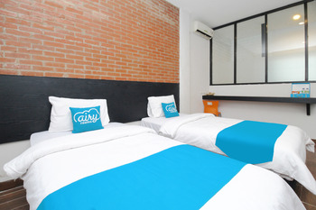 Airy Eco Riau Ujung Pekanbaru Pekanbaru - Superior Twin Room with Breakfast Special Promo 45