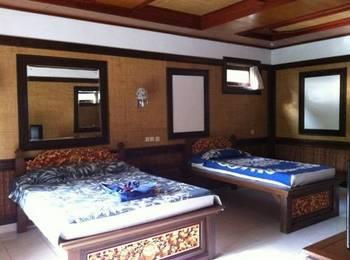 Ubud Terrace Bali - Standard Fan Regular Plan