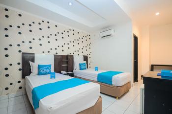 Airy Wajo Tanimbar 8 Makassar - Superior Twin Room Only Regular Plan