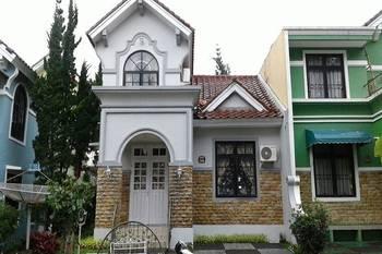 Villa Kota Bunga Dahlia Cianjur - Villa 3 Bedroom Regular Plan