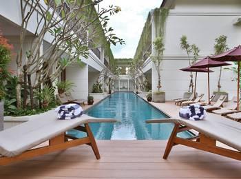Seminyak Lagoon All Suite Hotel