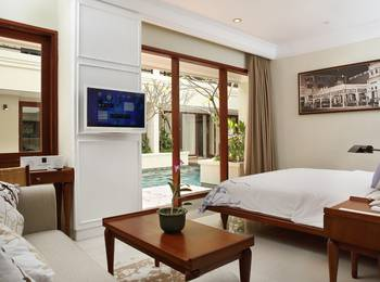 Seminyak Lagoon All Suite Hotel Bali - Lagoon Access Basic Deal