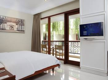 Seminyak Lagoon All Suite Hotel Bali - Lagoon View Only  Last Minute Promo
