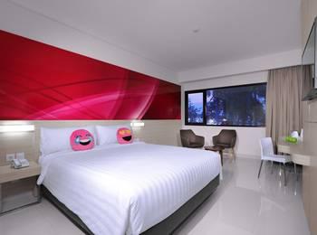 favehotel Bandara Tangerang - Deluxe Room Regular Plan