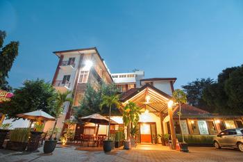 Sagan Heritage Hotel Yogyakarta Yogyakarta - Moderate Room Only HAPPY WEEKEND