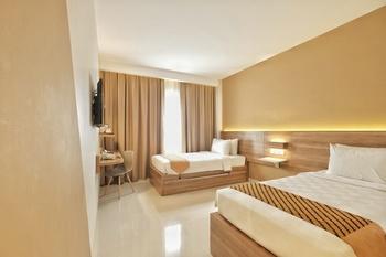 Sagan Heritage Hotel Yogyakarta Yogyakarta - Deluxe Room Only (Double/Twin Bed) Regular Plan