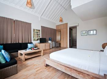 Dipan Resort Bali - Deluxe Suite Room Long Stay Discount