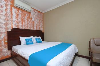 Airy Eco Syariah Sawojajar 36 Bogor Bogor - Deluxe Double Room with Breakfast Regular Plan