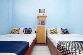 SPOT ON 2112 Homestay Lestari Dieng Syariah Wonosobo - Standard Family Room Big Deals