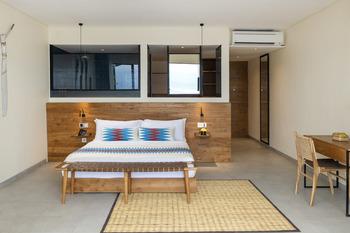 Adiwana Warnakali Resort Bali - Ocean View Suite with Free Floating Breakfast Staycation