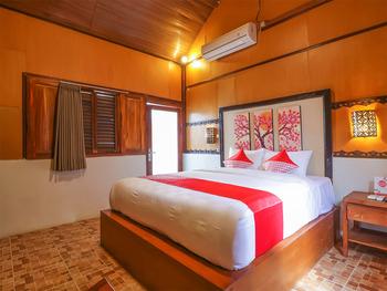 OYO 2534 Villa Krisna Balangan Bali - Standard Double Room Regular Plan