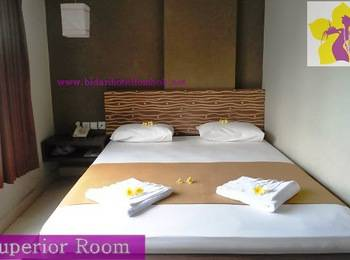 Bidari Hotel Lombok - Superior Room Last minute Deal 8%