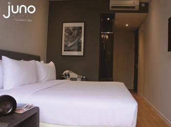 Juno Hotel Jakarta Jakarta - Deluxe Queen Regular Plan